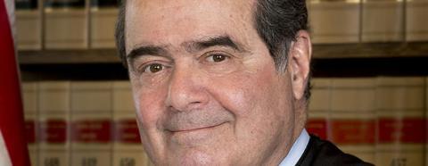 Antonin Scalia Justice