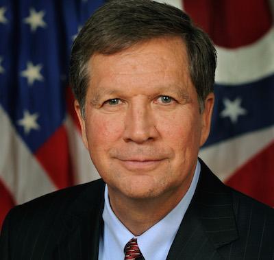 John Kasich Ohio Governor