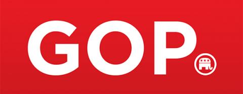 GOP logo Republican