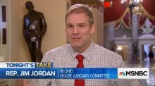 Jordan On Message As Conservatives Urge Run For Speaker